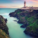 The Fanand Head Lighthouse in County Donegal, Ireland