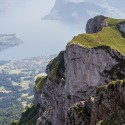 View from Pilatus, Switzerland