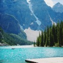 Wonderful Lake Louise, Canada