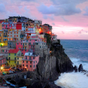 Colourful of Cinque Terre, Italy