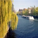 River Spree in Berlin, Germany