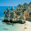 Beautiful Beach, Lagos, Praia do Camilo in Portugal