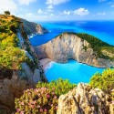 Navagio Beach (Shipwreck Cove) - Zakynthos, Ionian Islands, Greece