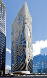 Aqua Tower, Chicago, USA