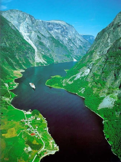 Norwegian Fjords, Norway
