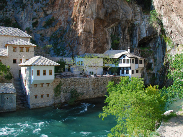 The Dervish monastery, Bosnia