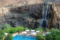 Evason Hot Springs Hotel, Dead Sea, Jordan