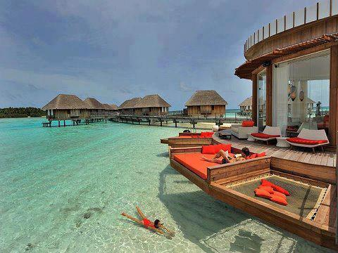 Great beauty from Maldives
