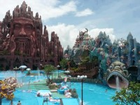 New and First ever Buddhist amusement park in Vietnam