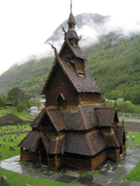 900 year old Magical Monastery in Norway