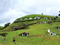 A Real-Life Hobbit Town in Matamata, New Zealand