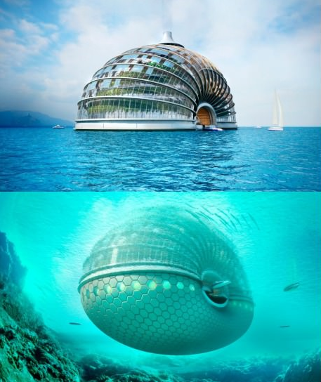 Ark Hotel in China