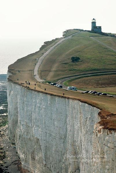 Beachy Head, East Sussex, England