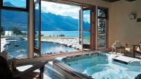 Blanket Bay Lodge, New Zealand