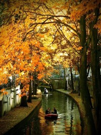 Canal Ride, Utrecht, The Netherlands