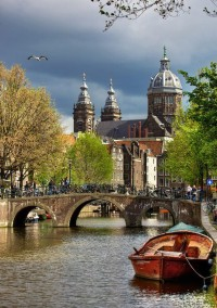 Church of St. Nicholas, Amsterdam, The Netherlands