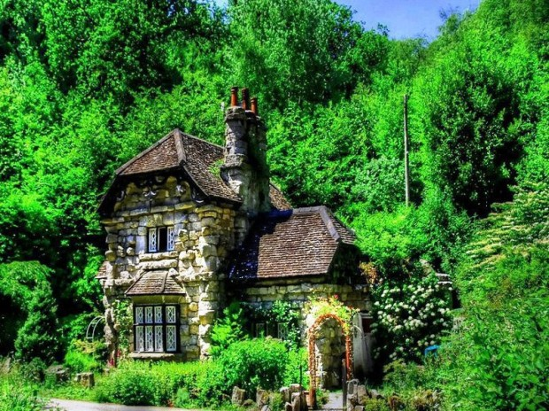 Fairy Tale House , Efteling , The Netherlands