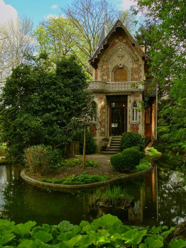 Forest Cottage , Germany