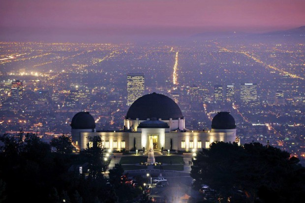 Griffith Observatory Los Angeles, California, USA