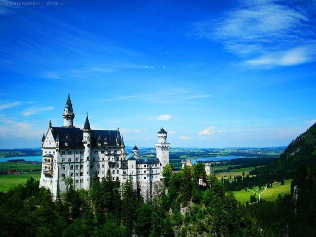 Neuschwanstein , Germany