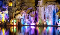 Reed Flute Cave , China