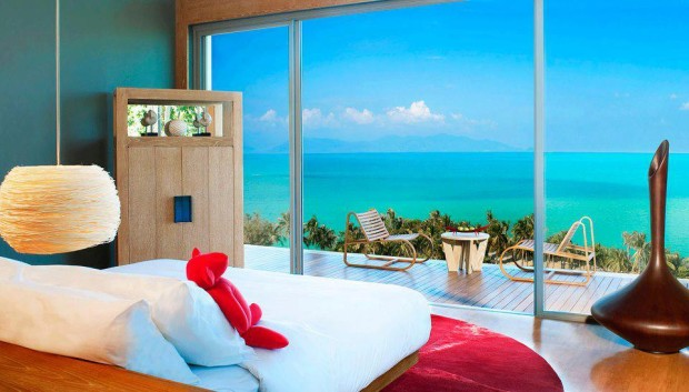 Room with a view , Koh Samui , Thailand