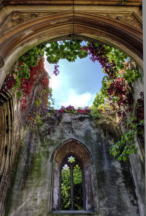 St Dunstan in the East, London, England