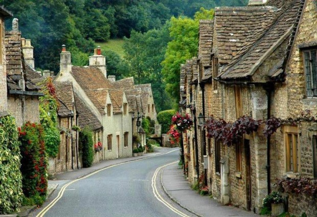 The Cotswolds , England