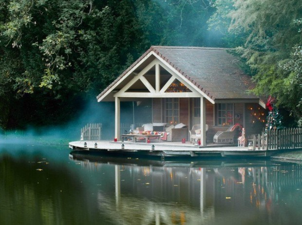 The perfect little Boathouse