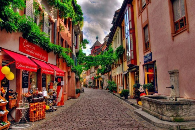 Wonderful Street , Germany