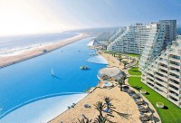 World's Largest Swimming Pool , San Alfonso del Mar , Chile