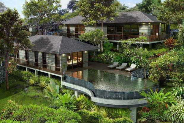 Amazing Garden Villas, Hotel in Bali, Indonesia