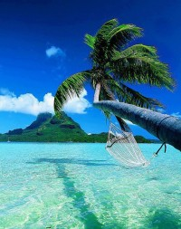 Bora Bora Island Paradise On The Earth