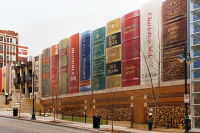 Kansas City Public Library , Missouri , USA