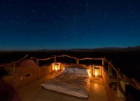 Little Kulala desert camp in Namibia