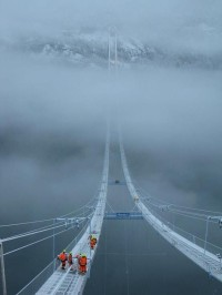 Sky Bridge, Norway