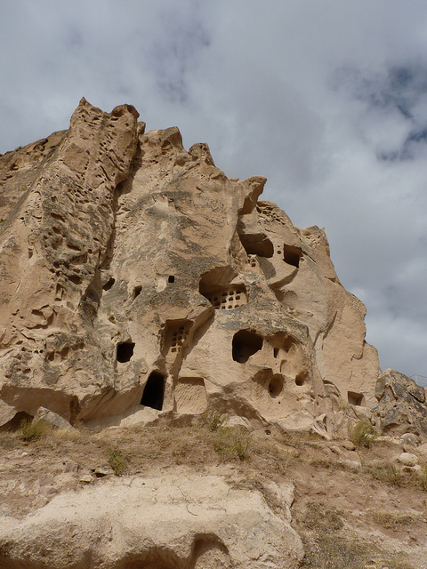 The Fairy Chimneys and Underground Cities of Cappadocia