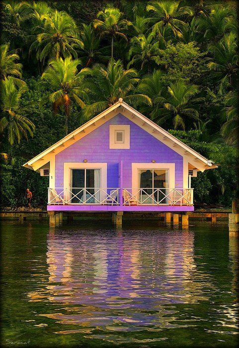BoatHouse - Over the Water Bungalow, Brazil