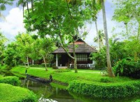 Kumarakom Lake Resort, Kerala, India
