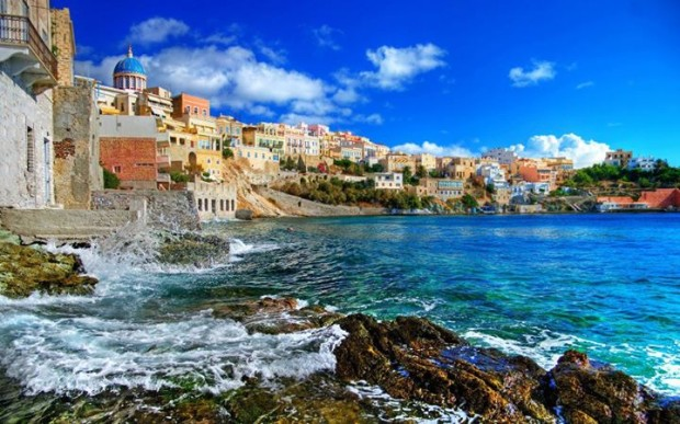 Wonderful Syros , Greece