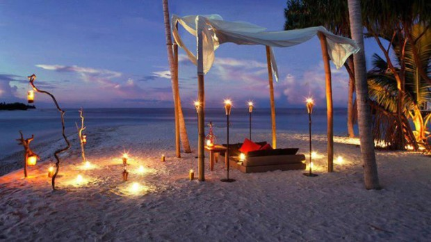 Private Dining, Maldives