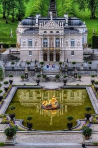 Castle Linderhof, Ettal, Germany