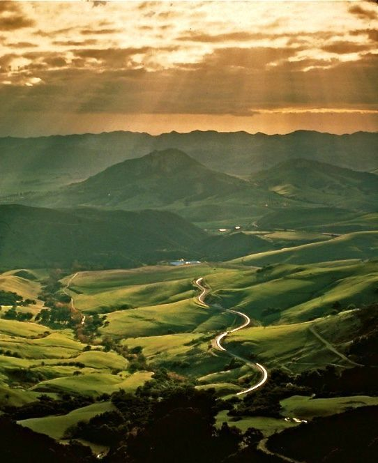 San Luis Obispo, California- One of the most beautiful places in the world, and right here in the USA