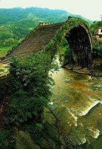 Ming Dynasty Bridges, China