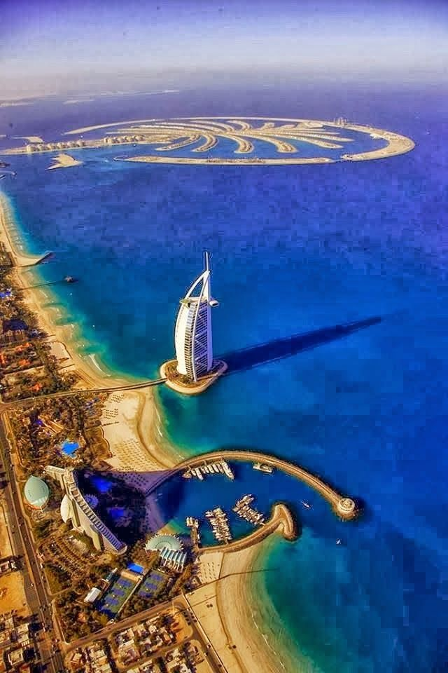 Beautiful Dubai, UAE