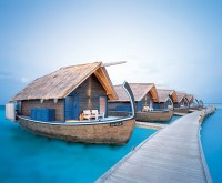 Boat Hotel, Cocoa Island, The Maldives