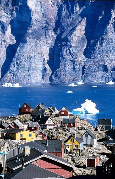 Sea Cliff Village, Greenland