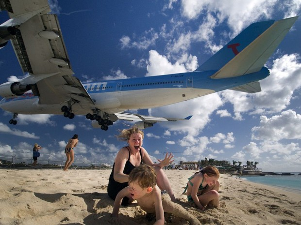 Princess Juliana International Airport, St.Maarten