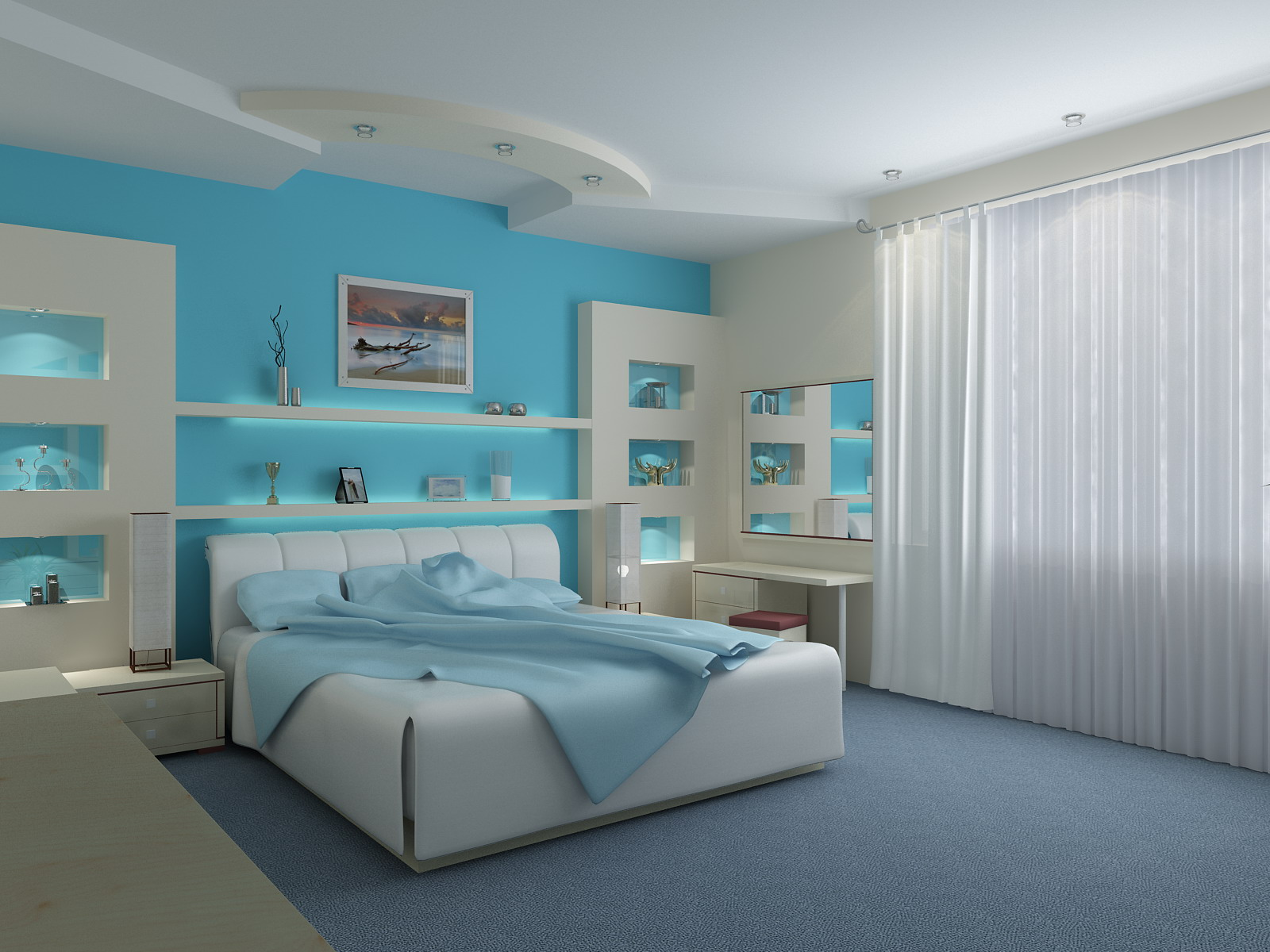 Sealike Bedroom