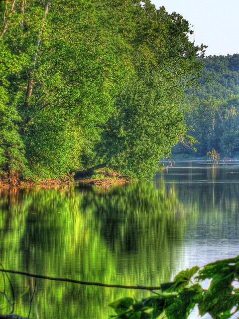 Shenandoah River, Virginia, USA